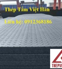 Thép Tấm Gân SS400 / A36 /  AH36  Nhật Bản - Thép Nhập Khảu Việt Hàn